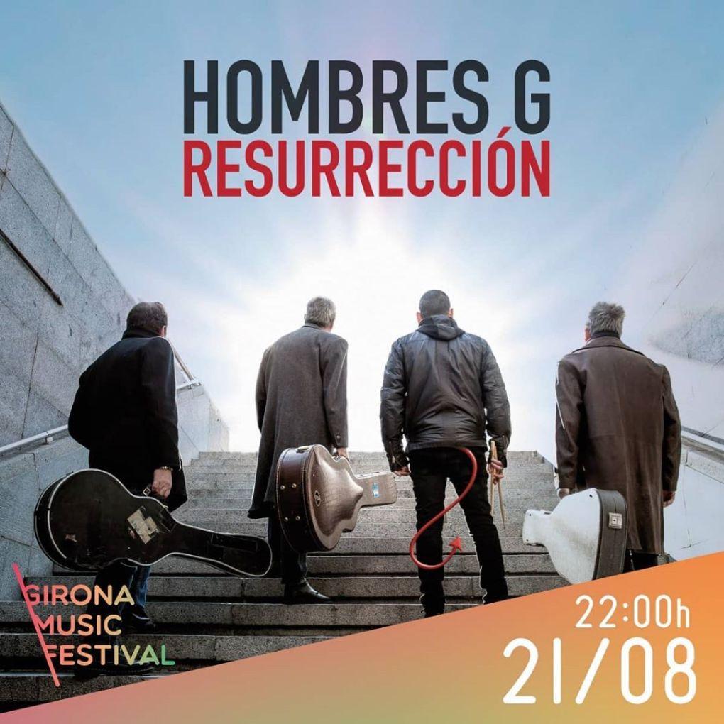 hombres g girona music festival