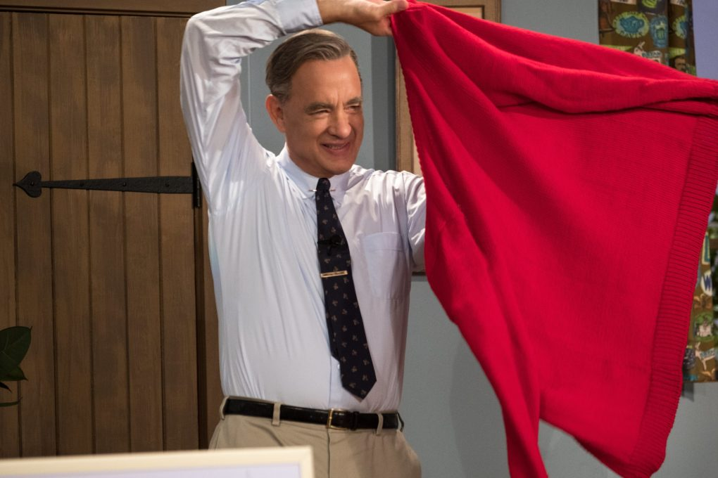Un amigo extraordinario Tom Hanks