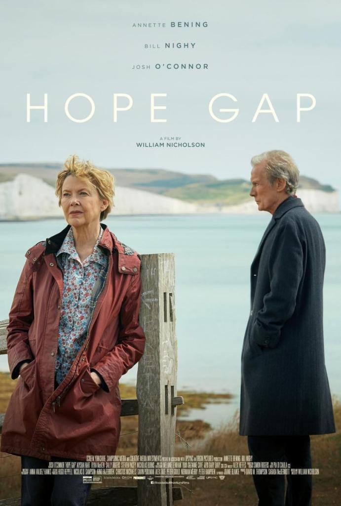 póster de Regreso a Hope Gap