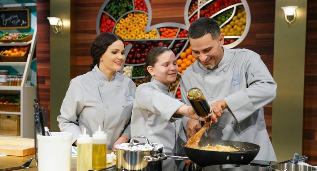 Se nuestro chef en Disney +