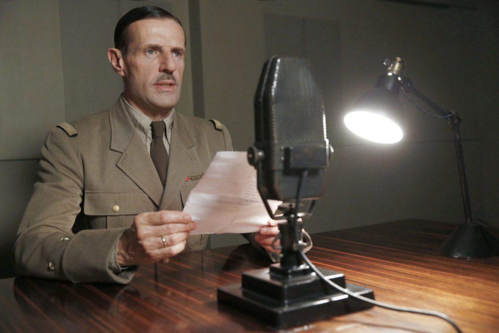 De Gaulle crítica