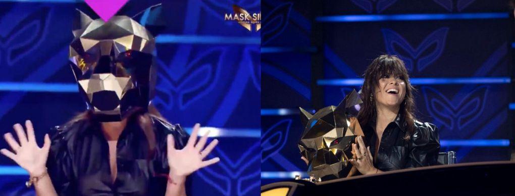 Mask Singer- Investigadora invitada
