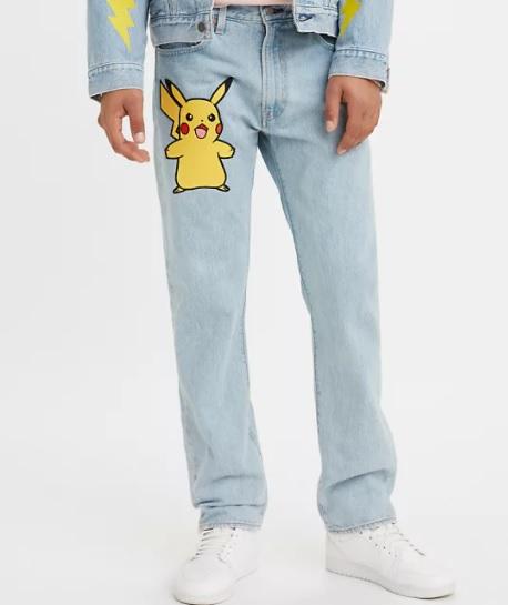 Pantalon Picachu