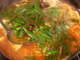 豚たん鍋 (一人前)