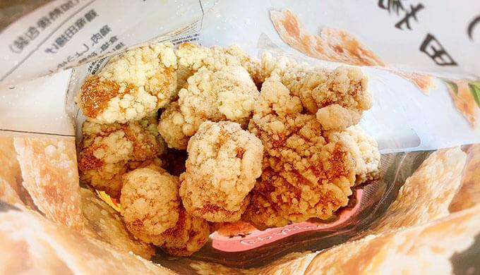 CP若鶏の竜田揚げ(袋の中)