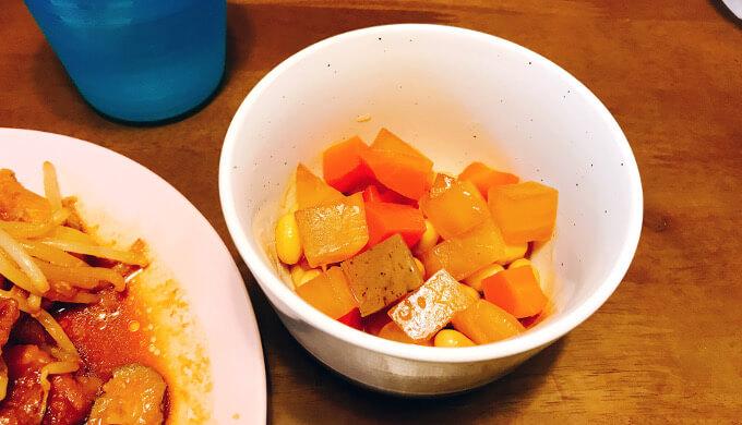 プルコギのたれ(五目煮)