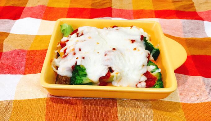クラシコパスタソース(チーズ焼き)