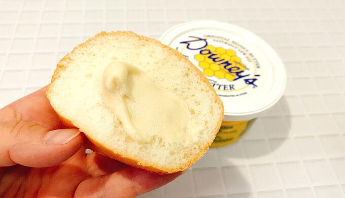 ハニーバター(パンに塗る)