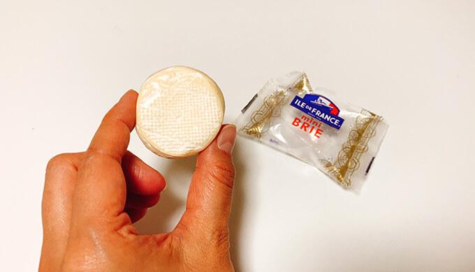 ミニブリーチーズ(サイズ)