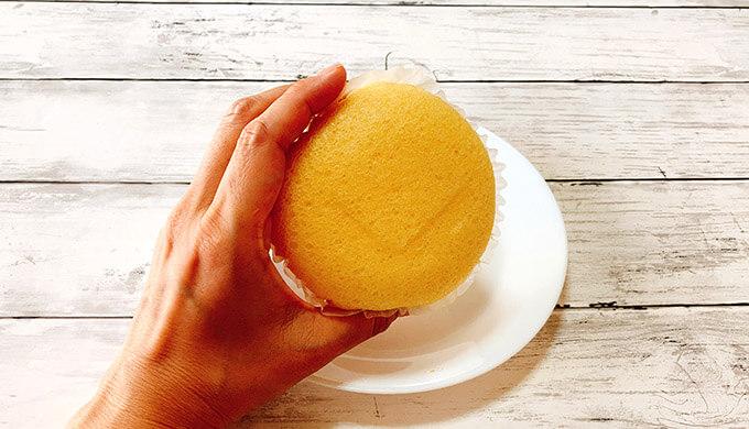 ジャンボ蒸しケーキ(サイズ)