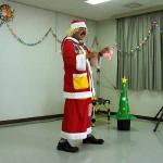 ピエロのトントさん クリスマスショー