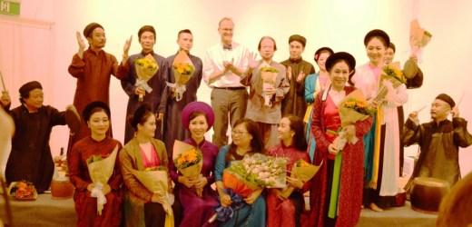 Hồn thơ Đức trong nhạc Việt