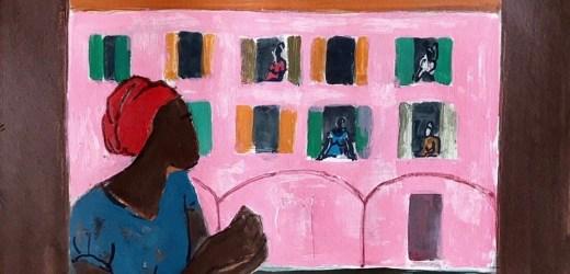 Ngôi nhà màu hồng – Truyện ngắn của Ola Awonubi