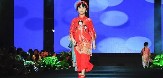 Tuần lễ Thời trang châu Á nhí lần thứ 2