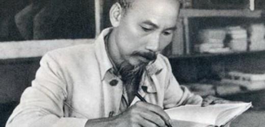 Có một văn phong Hồ Chí Minh từ Yêu sách của nhân dân Việt Nam đến Di chúc
