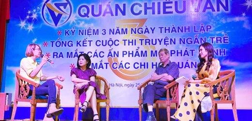 Nhà văn Tống Phước Bảo:                             Tận dụng mạng xã hội lan tỏa văn chương