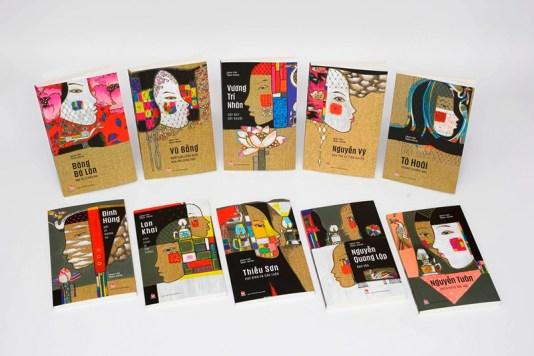 Ra mắt bộ sách chân dung văn học Bạn văn bạn mình