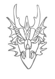 White Dragon (Eye Changing)