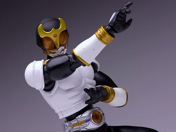 Kuuga Growing Form