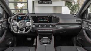 Der neue Mercedes-AMG GLE 53 4MATIC+: Der SUV-Trendsetter jetzt mit noch mehr Power und Präzision The new Mercedes-AMG GLE 53 4MATIC+: The SUV trendsetter now with even more power and precision