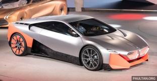 BMW Vision M Next Concept in Munich