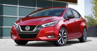 The all-new high tech 2020 Nissan Versa features Nissan Safety Shield 360 and a new design with lower, wider and longer exterior dimensions.