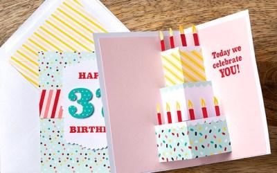 Pop-Up Birthday Cards