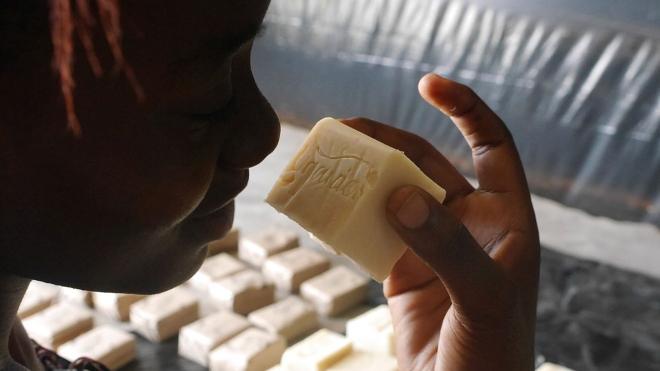 UGANICS COMBATS MALARIA VIA MOSQUITO REPELLENT SOAP