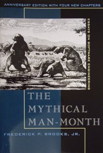 Livre The Mythical Man-Month