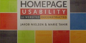 [Livre] Homepage usability : 50 websites deconstructed