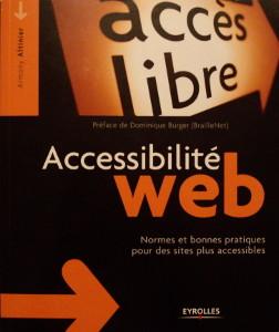 Livre accessibilité web : normes et bonnes pratiques pour des sites plus accessibles