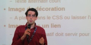 ♿ WordCamp Paris 2014 : Présentation Accessibilité & WordPress