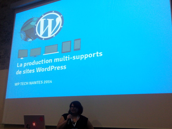 La production multi-supports de sites WordPress