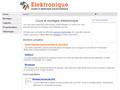 aperçu site elektronique
