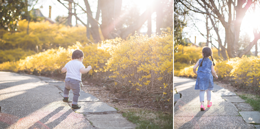 kids running in the sun   Tonya Teran Photography - Rockville, MD Newborn Baby and Family Photography