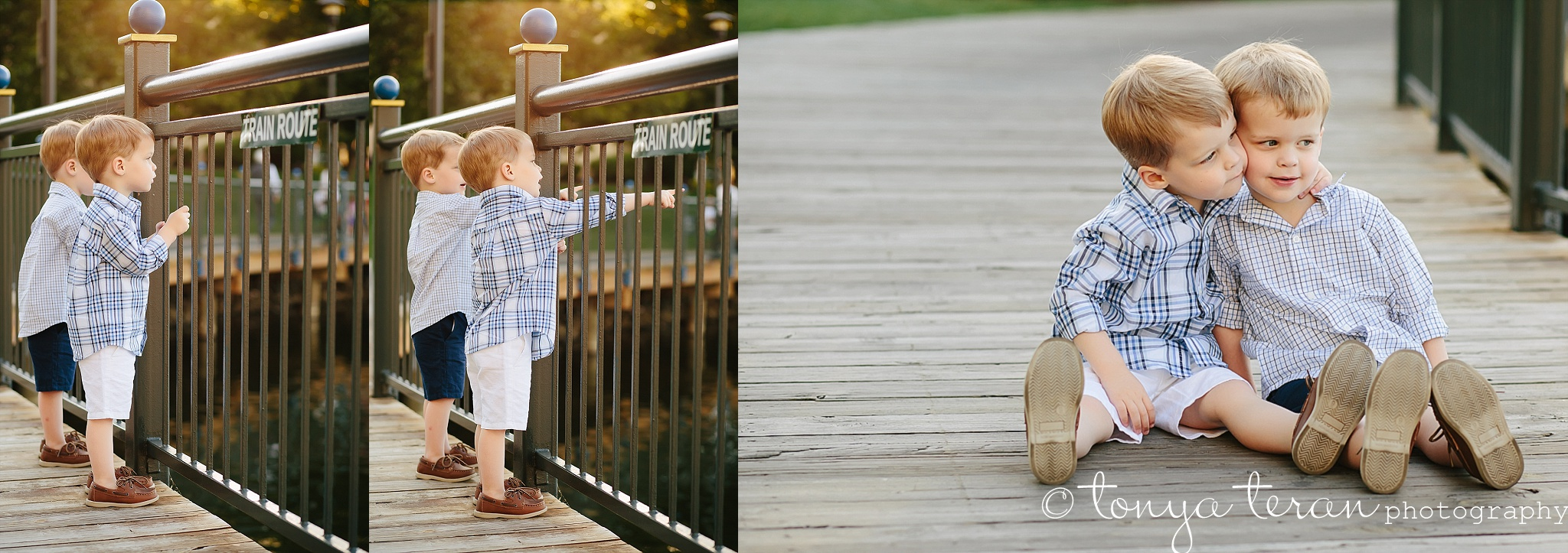 Spring Outdoor Family Photo Session | Tonya Teran Photography, Bethesda, MD Newborn, Baby, and Family Photographer