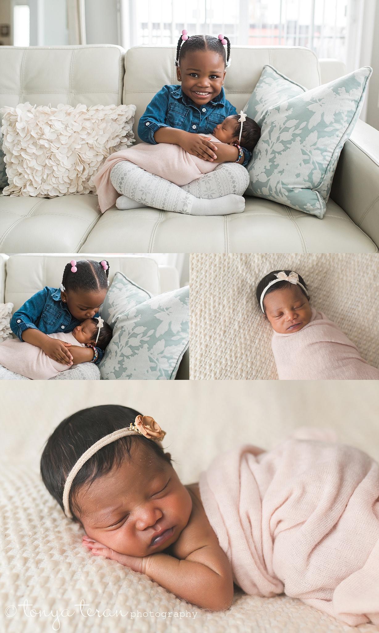 Newborn Photo Session | Tonya Teran Photography, Kensington, MD Newborn, Baby, and Family Photographer