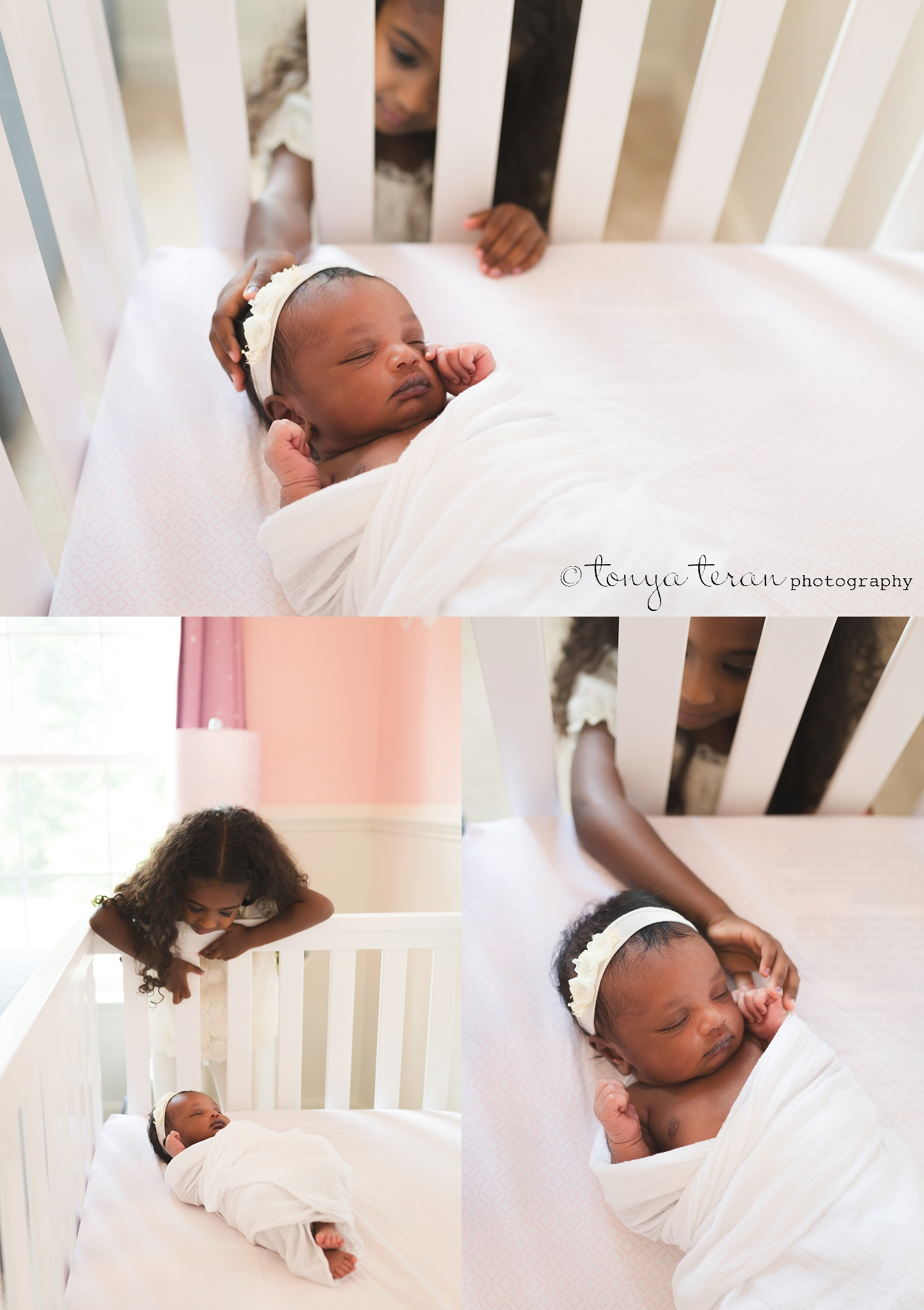 Newborn Photo Session | Tonya Teran Photography, Germantown, MD Newborn, Baby, and Family Photographer