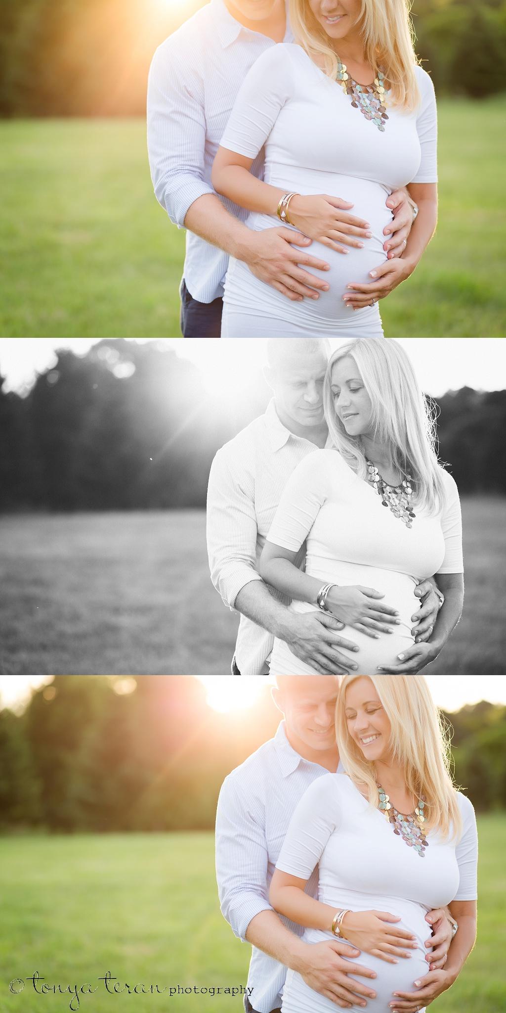 Mini Maternity Photo Session | Tonya Teran Photography, Chevy Chase, MD Newborn, Baby, and Family Photographer
