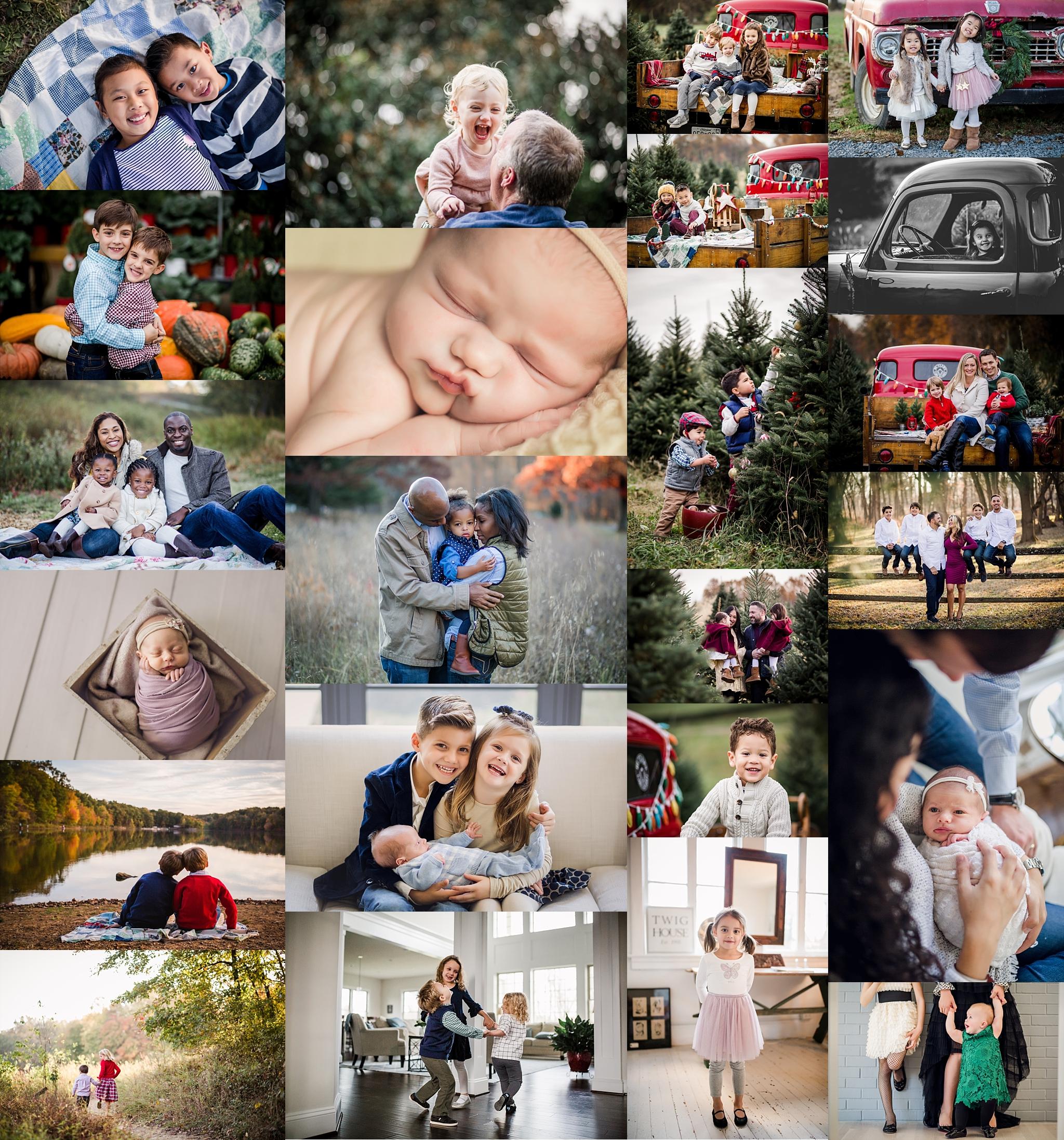 Newborn Baby and Family Photo Session | Tonya Teran Photography, DC, MD, VA Best Newborn, Baby, and Family Photographer