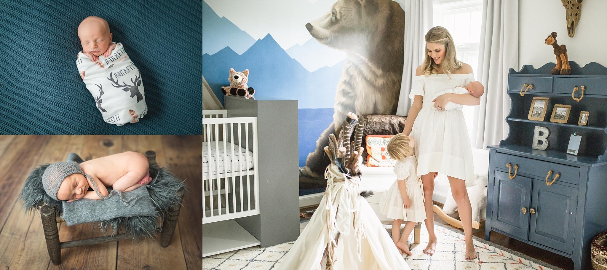 In-home Lifestyle Newborn Family Photo Session   Tonya Teran Photography, Washington, DC Newborn, Baby, and Family Photographer