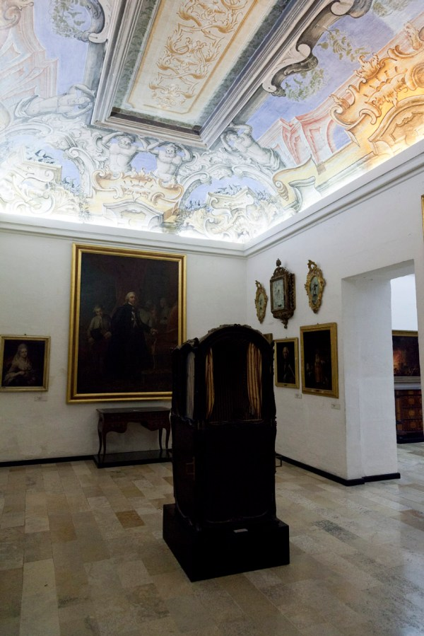 National Museum Of Fine Arts Valletta Malta 12 August 2014