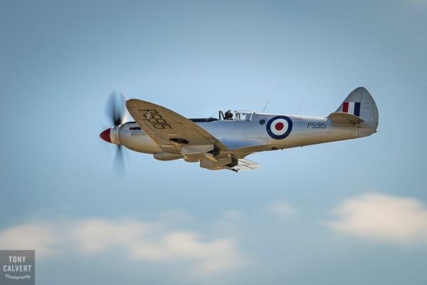 BBMF Spitfire Mk19