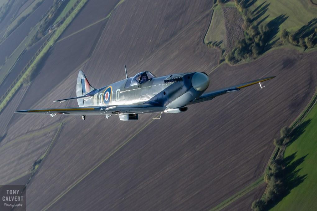 Mk26 Spitfire sense of speed