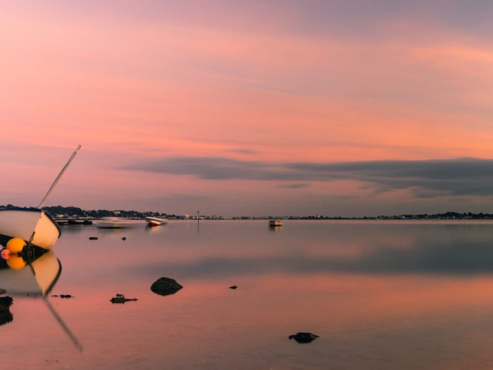 Poole Harbour Sunset #3