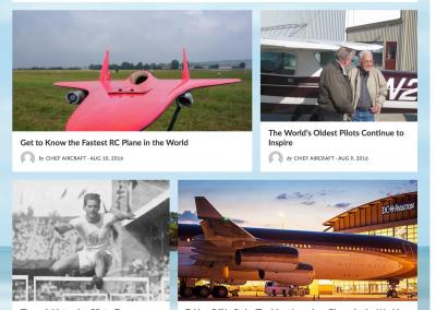 Chief Aircraft Blog