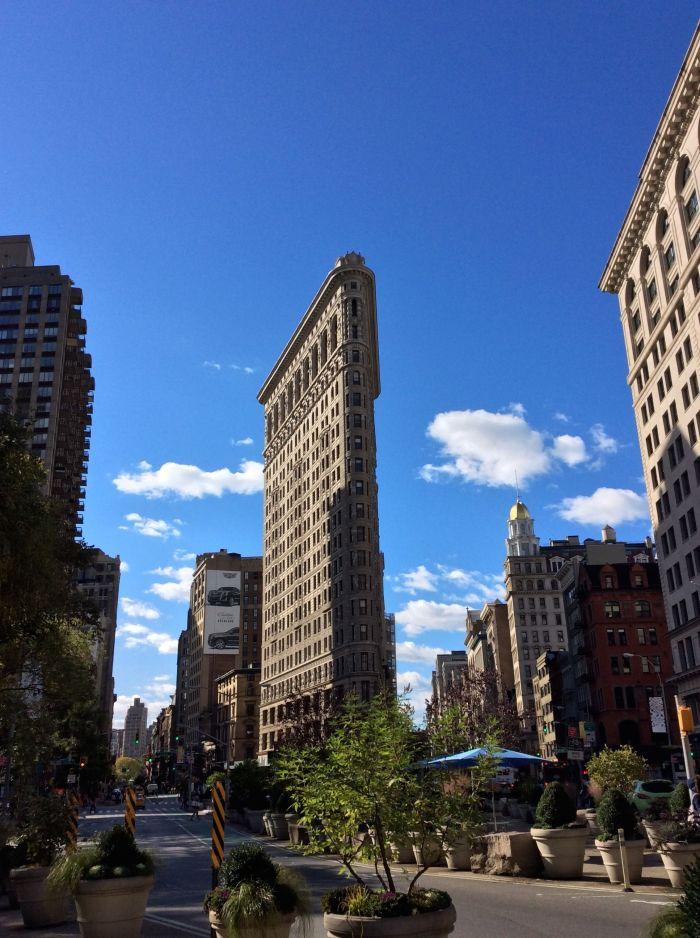 Flatiron Building, mi edificio favorito en NY
