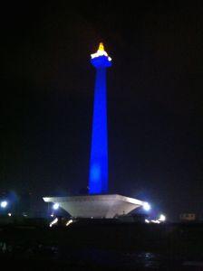 """Monumen Nasional"" Merdeka Square, Central Jakarta"