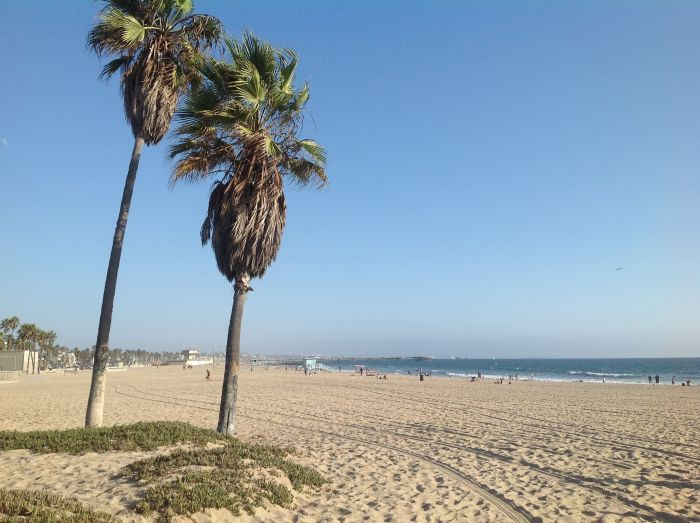 Venice Beach en Los Angeles (EEUU)