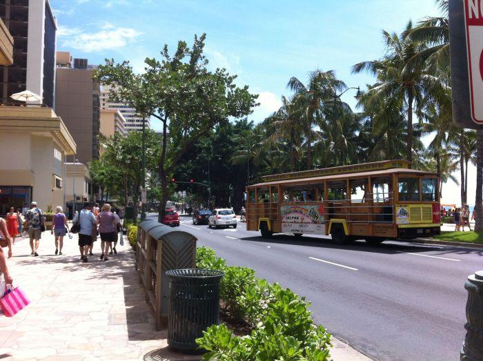 Paseo marítimo de Waikiki